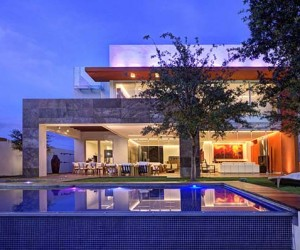 House S in Mexico by LASSALA  ELENES Arquitectos