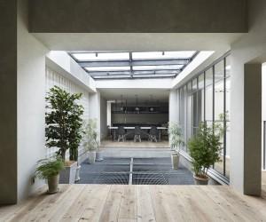 House Studio in Sangenjaya by Suppose Design Office