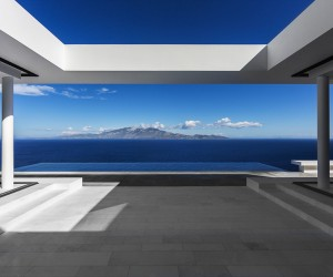 House T by Olivier Dwek, Greece