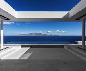 House T by Olivier Dwek, Greece