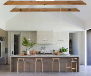 House Tour: Gorgeous Modern Farmhouse Style In Napa Wine Country