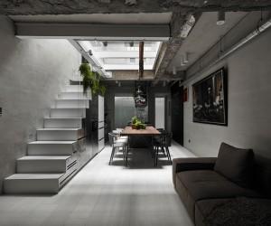 House W in Taipei by KC design studio