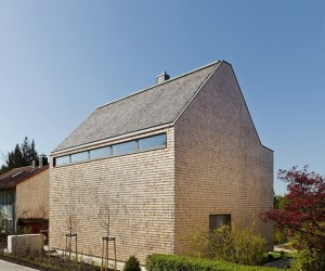 House with Gallery in Stuttgart by search