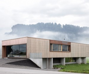 House with Showroom in Vorarlberg