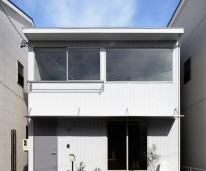 House with Storage by CO2 Works