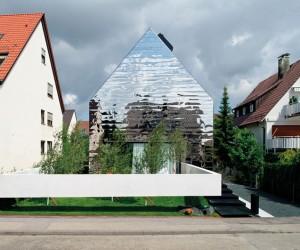 House WZ2 by Bernd Zimmermann, Ludwigsburg