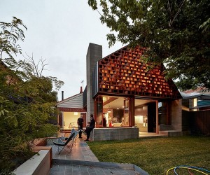 How a Custom Timber Screen Transformed This Melbourne Home