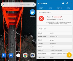 How to check if an Android phone is rooted or not