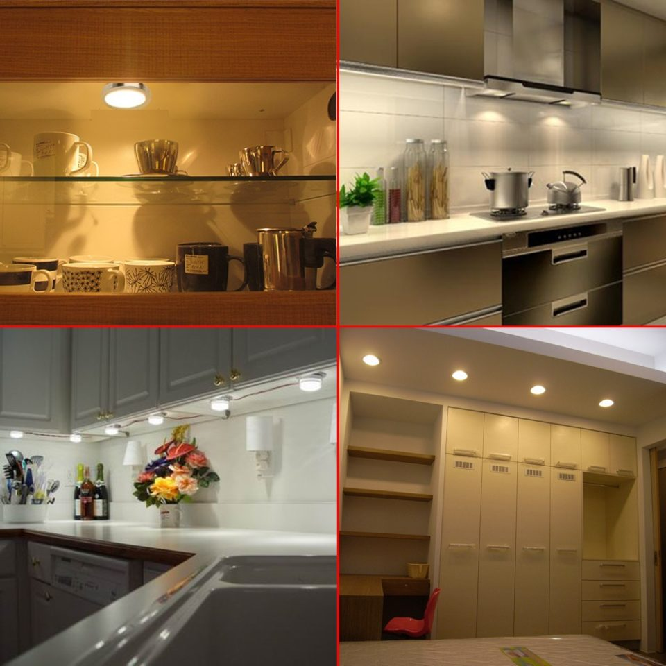 how to choose under cabinet lighting kitchen