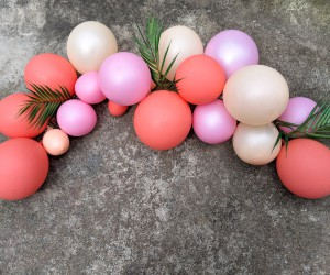 How to Create a Festive Balloon Arch
