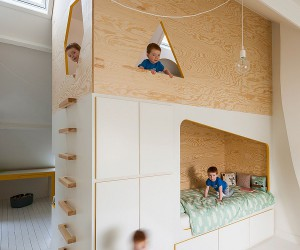 How to Create a Shared Kids Bedroom in Style