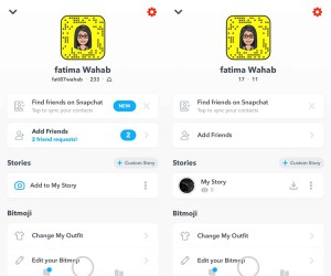 How to find and increase your Snapchat score