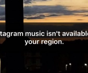 How to Fix Instagram Music Is Not Available in Your Region