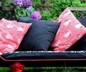 How to Make an Upcycled Vintage Cast Iron Claw-foot Bathtub Sofa