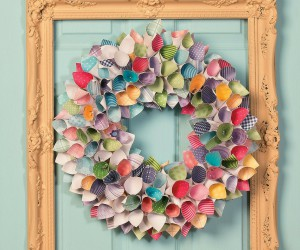 How to Make Cute Easter Wreaths