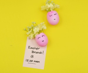 How To Make Easter Egg Magnets