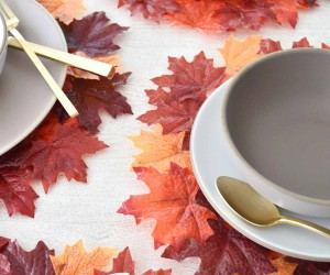 How to Make Lovely Things Using Fall Leaves