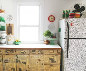 How to Revamp Your Tired, Old Cupboard Doors