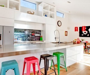 How To Transform Your Kitchen Into An Inviting Social Hub