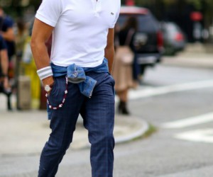 How To Wear a Polo Shirt Without Looking Like a Frat Bro
