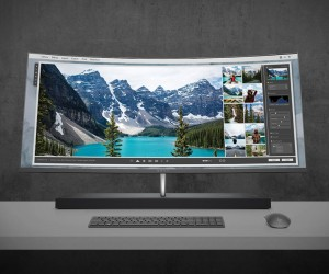 HP Envy Curved AIO 34 Desktop