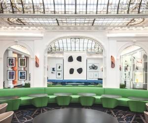 Hotel Vernet by Franois Champsaur, Paris
