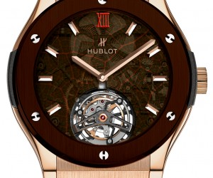 Hublot and Arturo Fuente unveil in Dubai the new Classic Fusion ForbiddenX