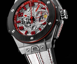 Hublot Big Bang Ferrari UK Limited Edition