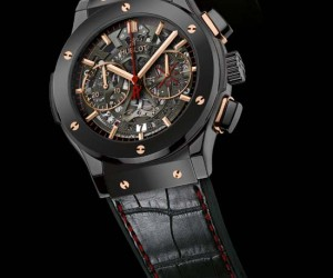 Hublot Introduces The Classic Fusion Dwyane Wade