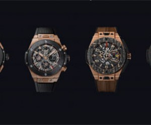 Hublot novelties at a glance at Baselworld 2015