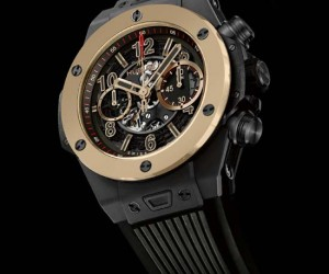 Hublot presents the Big Bang Unico Magic Gold