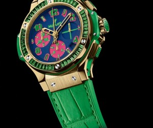 Hublot Unveils Big Bang Pop Art Watches