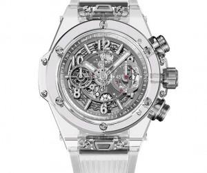 Hublot Unveils Big Bang Unico Sapphire Watch
