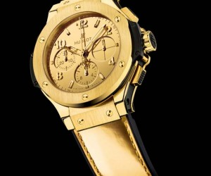 Hublot Yellow Gold Chronograph