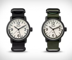 Huckberry x Lum-Tec GMT