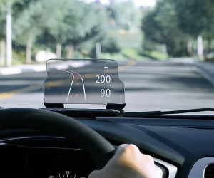 HUDWAY Glass: Keep Your Eyes On The Road