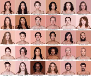 Humanae: Anglica Dass Travels The World To Capture Every Skin Tone In Pantone Style