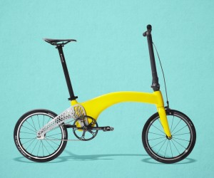 Hummingbird, The Worlds Lightest Folding Bike