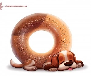 Humorous Paintings by Piper Thibodeau