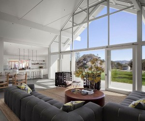 Hupomone Ranch: Eco-Friendly Home Promotes Serene, Sustainable Lifestyle