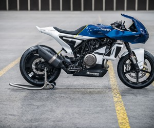Husqvarna Vitpilen 701 Aero Concept