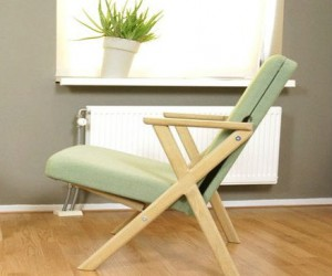 Hybrid Chair: Two Step Relaxation