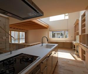 Hybrid Housing by Tatsuyuki Takagi Architects Associates