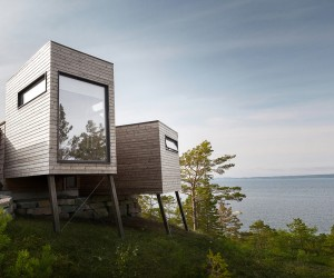 Hytte rsund by Rever  Drage Architects