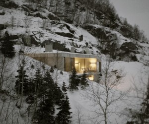 Hytte Sirdalen by Filter Arkitekter