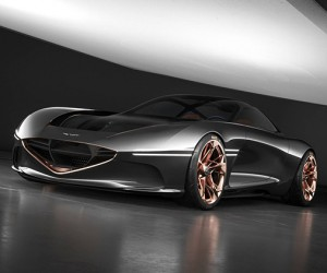 Hyundai Genesis Essentia Concept Unveiled in New York