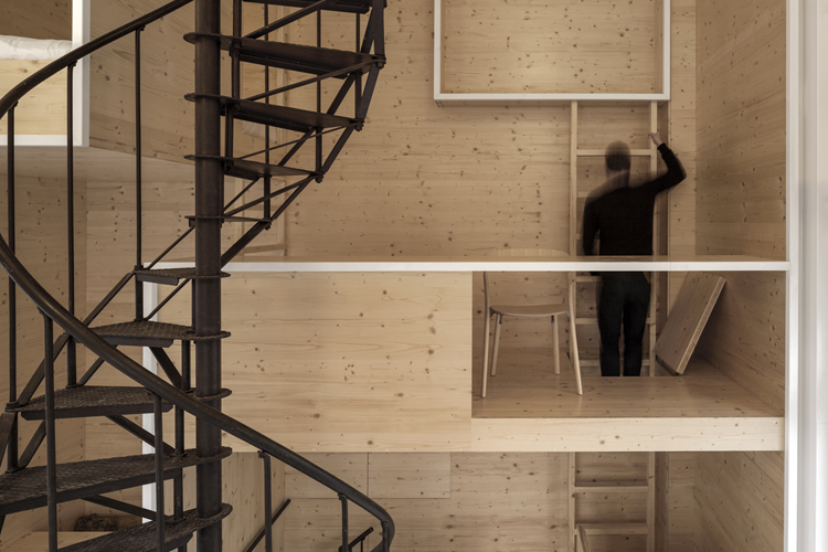 A t i interior architects office amsterdam the netherlands