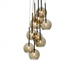Ice Chandelier 9 SR6 by Sofie Refer for Tradition