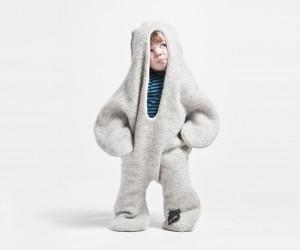 Icelandic Wool Baby Seal by Vk Prjnsdttir
