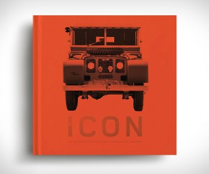 Icon - Official Defender Book